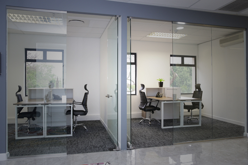1 morningside office space