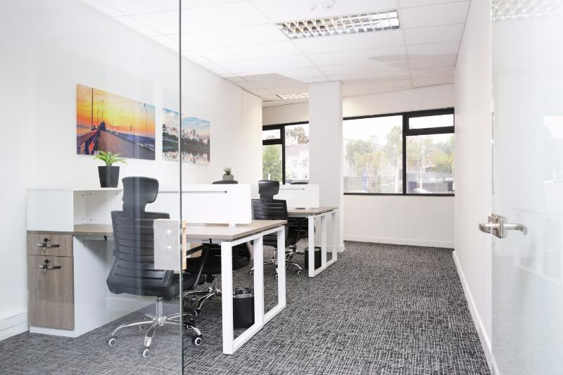 7 morningside office space