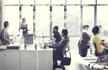 Blog-Flexibility in serviced office space